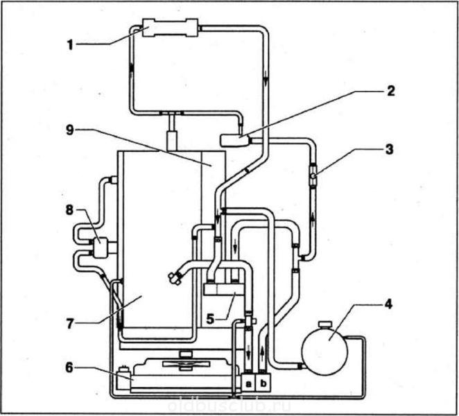 Теплообменник кран отопителя теплообменные аппараты екатеринбург купить онлайн