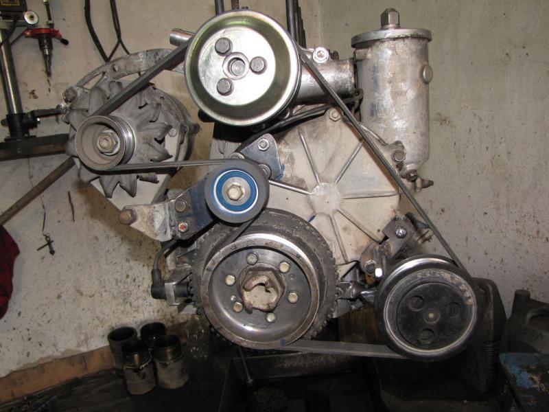 на РАФ (двигатель 402)