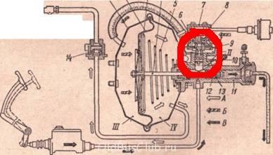 Это усилок с ГАЗ 52-53 но думаю устройство у всех анологичное.У меня такой. - 088a58293de0.jpg