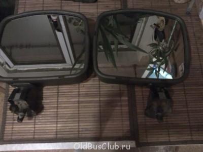 Крепление нештатных зеркал заднего вида на РАФ - IMG_20111230_205432.jpg
