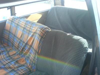 Сиденья, на них чехлы, сами кресла в хорошем состоянии, не хочу чтобы засиживались. - DSC00654.JPG