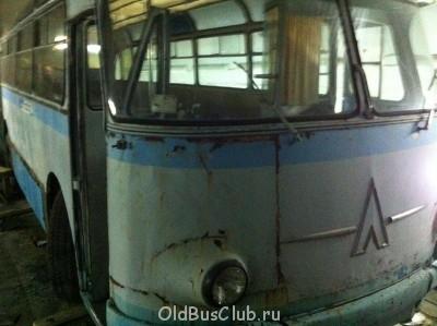 Реставрация автобуса ЛАЗ 695 Е 1961 года выпуска - IMG_0744.JPG