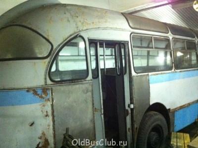 Реставрация автобуса ЛАЗ 695 Е 1961 года выпуска - IMG_0751.JPG