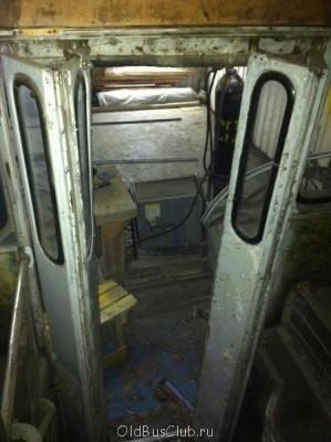 Реставрация автобуса ЛАЗ 695 Е 1961 года выпуска - IMG_0750.jpg