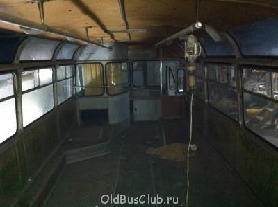 Реставрация автобуса ЛАЗ 695 Е 1961 года выпуска - IMG_0749.JPG