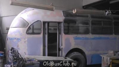 Реставрация автобуса ЛАЗ 695 Е 1961 года выпуска - IMAG0305.jpg