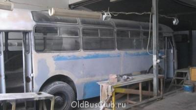 Реставрация автобуса ЛАЗ 695 Е 1961 года выпуска - IMAG0306.jpg