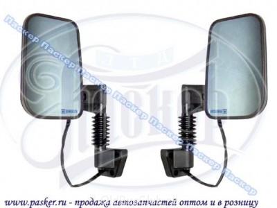 Крепление нештатных зеркал заднего вида на РАФ - 33492.jpg
