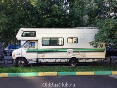 Chevy Van G30 motorhome - IMG_0877.JPG