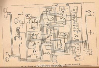 Общая техническая информация про РАФ-977. Поиск. - схема раф 977.jpg
