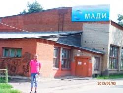 Ретро-ралли Подольск 3 августа 2013г. - P8030065.JPG