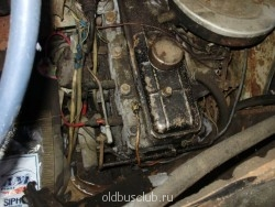 двигатель похоже родной - P4270180.JPG