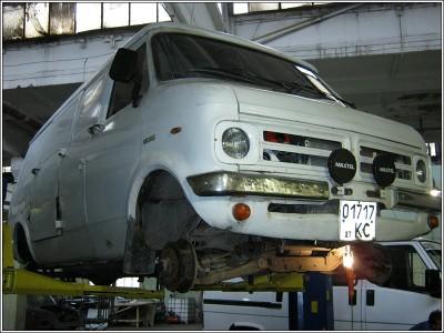 Bedford CF280 1980 LWB. Проект Мурзик Одесса, Украина . - IMG_1534.jpg