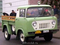 Willys FC150 Truck