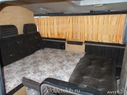 Какой размер спального места? Сколько места за задней перегородкой? - 626355738.jpg