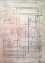 Схема электрооборудования РАФ 2203, 2203-01, 22038 - 2.jpg