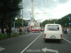 Проезд колонны по главным улицам города под прикрытием дорожной полиции - DSC00499.JPG