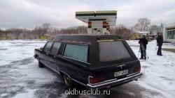 РАФ-3920 на шасси ГАЗ-14-02 Чайка . История. - 2013-11-27 14-24-29.JPG