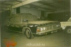 РАФ-3920 на шасси ГАЗ-14-02 Чайка . История. - сканирование0081.jpg