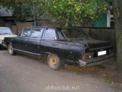 РАФ-3920 на шасси ГАЗ-14-02 Чайка . История. - 2006_2__132.jpg