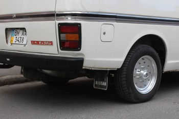 Nissan Caravan 1980 года Е20 - K4FKzFPrzQw.jpg