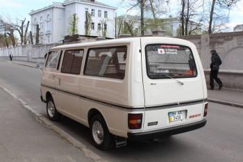 Nissan Caravan 1980 года Е20 - HCiYQaIzsAI.jpg