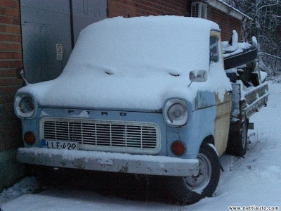 Ford Transit 2,0 V4 Bensa avolavaVehicle type Van Sub type Pickup Color Blue Year model 1972 Mileage Not specified Fuel type Normal Engine size 2.0 l Drive type Rear wheel Location Uusimaa, Hyvinkää Price 1 000 Gearbox Manual Registration number LLF-422 - ford-transit-3634943_l_62582040f8872295[1].jpg