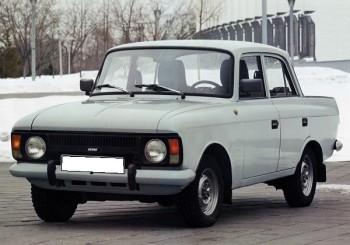История Ижевского автомобильного завода - izh-moskvich-412.jpg