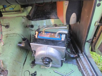 Замена радиатора печки ИЖ Москвич 412 на ВАЗ-овский - IMG_0880.JPG