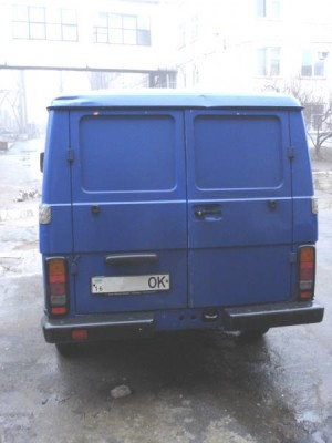 Volkswagen LT-28 1984 от Jonny, ремонты - DSC05622.JPG