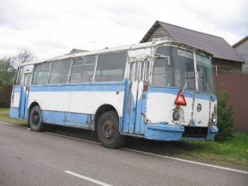 Перевозка ЛАЗа. - 065.JPG
