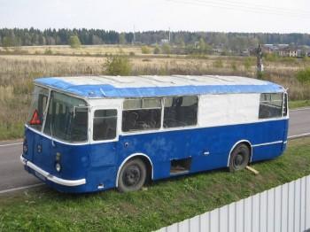 Перевозка ЛАЗа. - 001.JPG