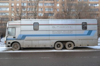 Передвижная телевизионная станция КамАЗ-Ajokki. - DSC_0910.JPG
