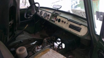 Barkas B1000 1985г.в. - Ретро Фуд-трак Верещагин в Ярославле. - IMAG1274.jpg