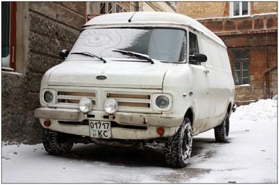 Bedford CF280 1980 LWB. Проект Мурзик Одесса, Украина . - IMG_1587.jpg