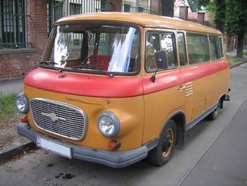 Модернизации автомобиля - Barkas_B1000_from_1975.JPG