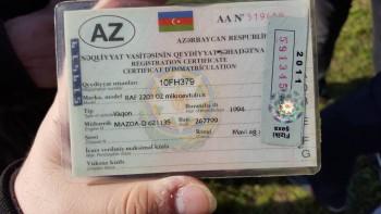 Тех.паспорт. думаю разобраться с Азербайджанским можно благо переводы еще есть А вы знали что это не РАФ 22038-02 а РАФ 2203-02 микроавтобус?  - 20160319_162553.jpg