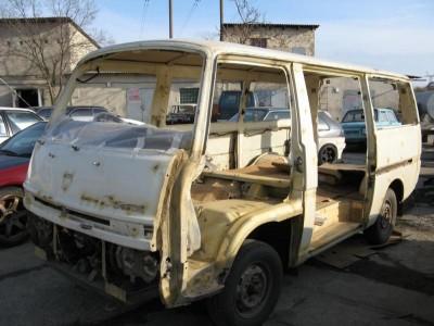 Nissan Caravan 1980 года Е20 - IMG_2930.JPG
