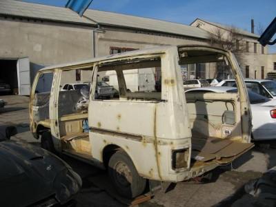 Nissan Caravan 1980 года Е20 - IMG_2931.JPG