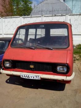 РАФ 2203, 1985г.в. Kegli - IMG_20160503_113906.jpg