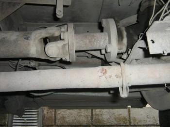 Поставить жигулёвский двигатель - IMG_0321.JPG