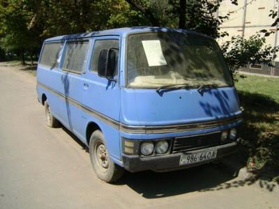 Nissan Caravan 1980 года Е20 - NISSAN CARAVAN-HOME 1978-1.jpg
