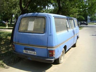 Nissan Caravan 1980 года Е20 - NISSAN CARAVAN-HOME 1978-3.jpg