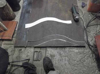 Ремонт рамы и изготовление лонжеронов - DSCF6349.JPG