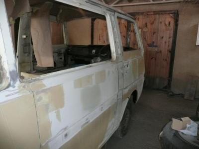 Nissan Caravan 1980 года Е20 - P1090135.JPG