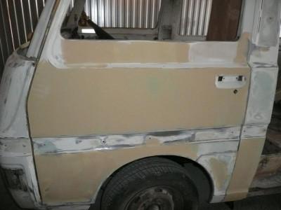 Nissan Caravan 1980 года Е20 - P1090140.JPG