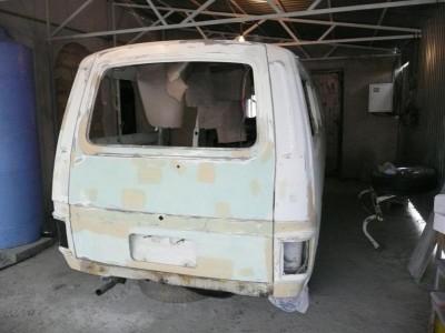 Nissan Caravan 1980 года Е20 - P1090136.JPG