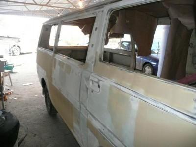 Nissan Caravan 1980 года Е20 - P1090133.JPG