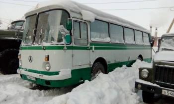 ЛАЗ 695Н зелененький - IMG_20180221_091904.jpg