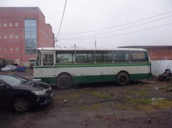 ЛАЗ 695Н зелененький - P1030926.JPG